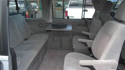 sell   volkswagen eurovan westfalia weekender camper  bend oregon united states