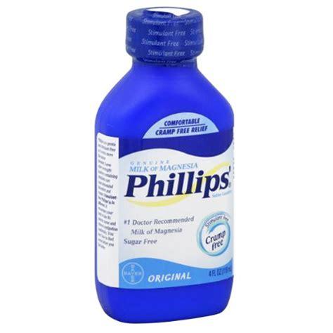Phillips Milk Of Magnesia mangogold24 milk of magnesia