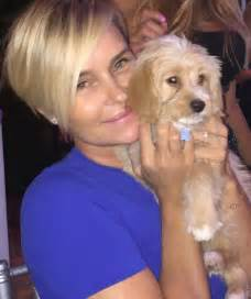 yolandas haircut new day new do yolanda foster chops off her hair