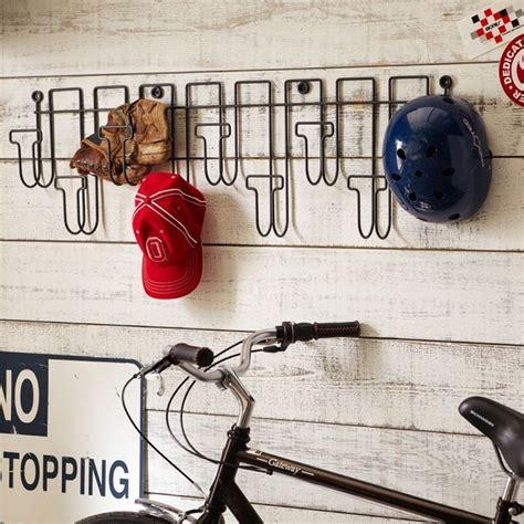 Hat Rack Wall by Wire Hat Rack Wall Hooks By Pbteen