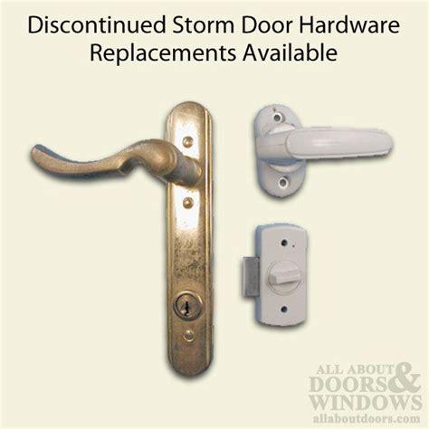 Door Handle For Screen Door by 25 Best Ideas About Emco Door On