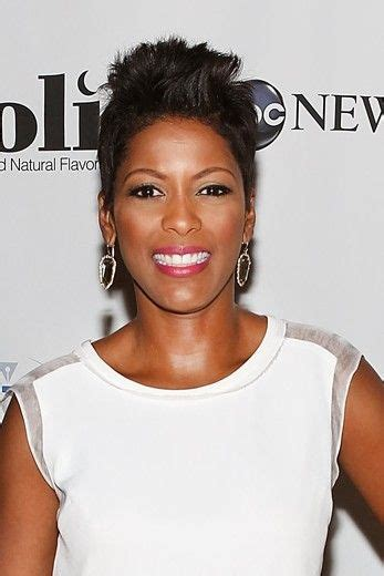 tamron hall tattoo hair style washington naturals tamron and