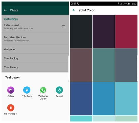 Whatsapp Wallpaper Color | whatsapp update adds quick reply and better contact