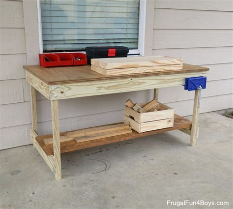 build your own work bench kids workbench plans build your own kids woodworking