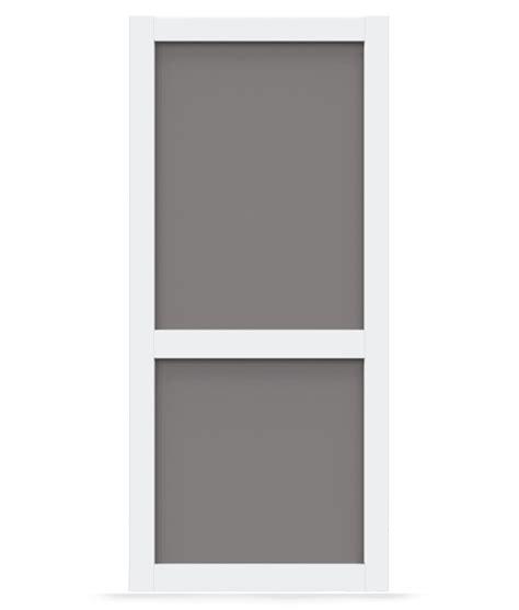 vinylcraft solid vinyl screen door screen tight wood and - Which Is Better Vinyl Or Aluminum Screen Door