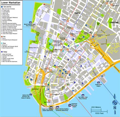 manhattan safety map new york city subway maps manhattan foto 2017