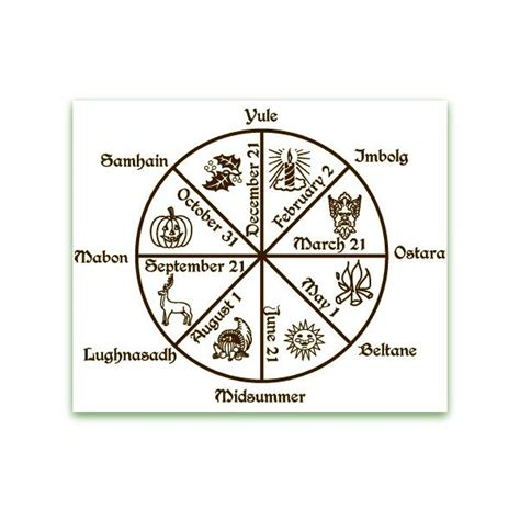 the modern witchcraft guide to the wheel of the year fromâ samhain to yule your guide to the wiccan holidays books top 10 guide to finding a printable wiccan calendar