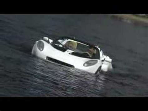 toy boat that turns into a car rinspeed s first underwater car youtube