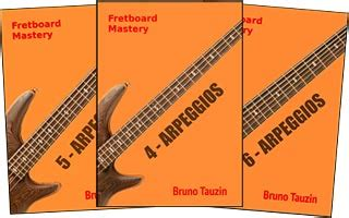 bass navigation complete fretboard mastery modern bass player books bruno tauzin releases fretboard mastery series