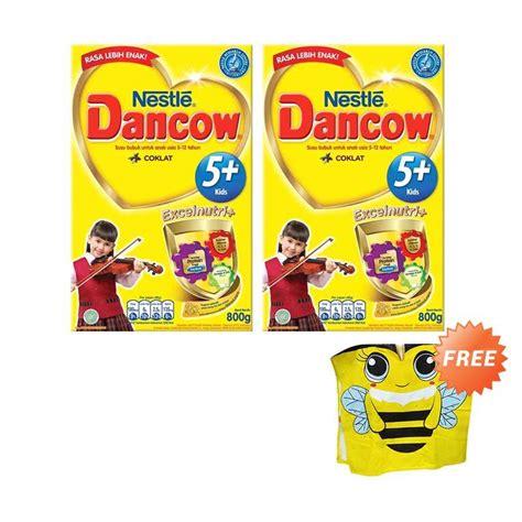 Dancow Rasa Coklat jual buy 2 dancow coklat 5 formula 800gr box