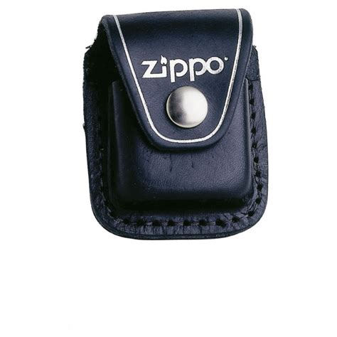 lighter pouch clip official zippo shop