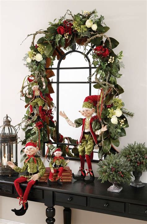 elves lightingand decorating charlotte best 25 garden ideas on garden decorations wooden reindeer and