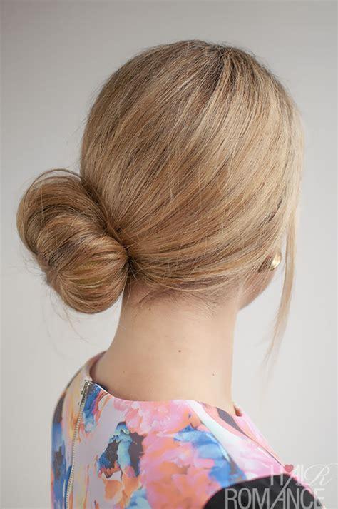 mahogany side bun hair 30 buns in 30 days day 25 the side sock bun hair romance