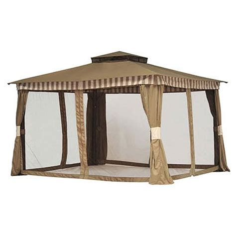 At Home Canopy 2010 Living Home 10 X 12 Gazebo Replacement Canopy