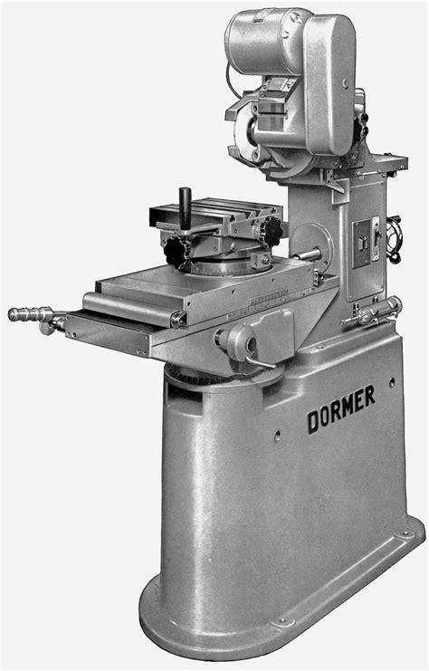 dormer tools dormer model 53 tool cutter grinder