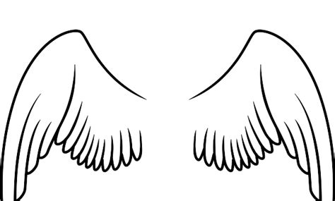 wings clip wing clip clipart library
