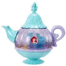 Disney Princess Cinderella Stack Store Tea Pot pretend play kitchens household toys save money live