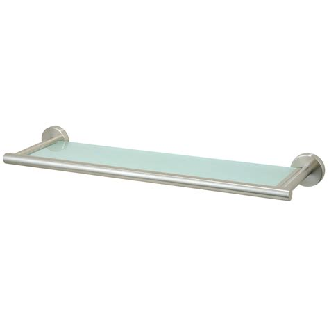 Konsole Wand by Bad Badezimmer Edelstahl Glas Wand Regal Ablage Konsole