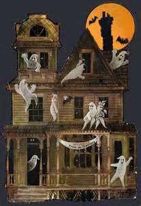 Haunted Halloween Decorations 25 Vintage Halloween Decorations Ideas Magment
