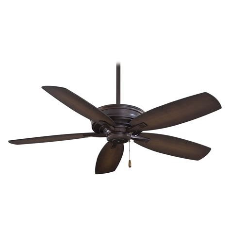 Ceiling Fan Without Light In Kocoa Finish F695 Ka Ceiling Fan Without Lights