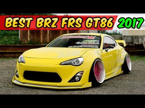 subaru frs modified best gt86 frs brz modified stance 2017 toyota scion