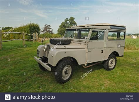 land rover series 1 hardtop original historic 1950s land rover series 1 88in