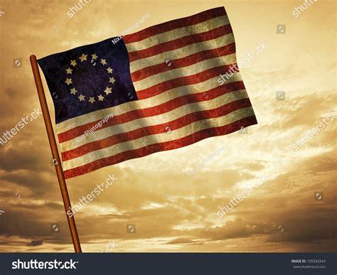 american revolution flag old old american flag waving over sunset usa flag for usa