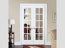 Masonite Smooth 10 Lite Solid Core Primed Pine Double ... Masonite Interior Doors Home Depot