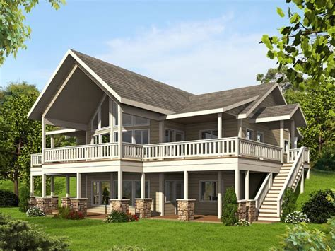 waterfront cottage plans 104 best waterfront house plans images on pinterest