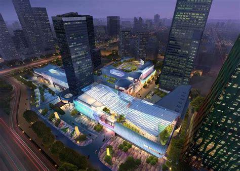 designboom beijing china world trade center cwtc beijing chinese retail