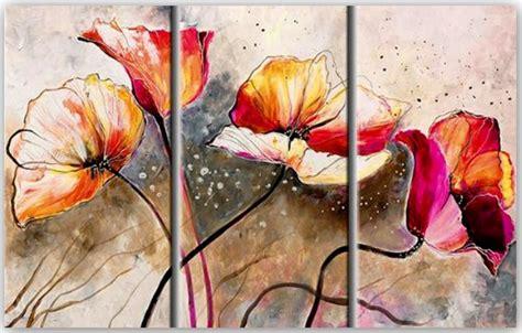 imagenes para pintar oleo cuadros artisticos y minimalistas de flores pintura al