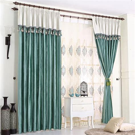 thermal bedroom curtains green patterned print velvet custom thermal contemporary