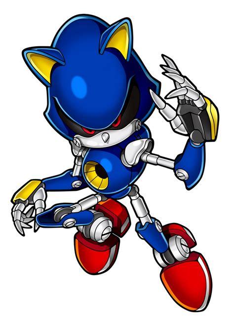 Zavok Villains Wiki Fandom Powered By Wikia Metal Sonic Villains Wiki Fandom Powered By Wikia