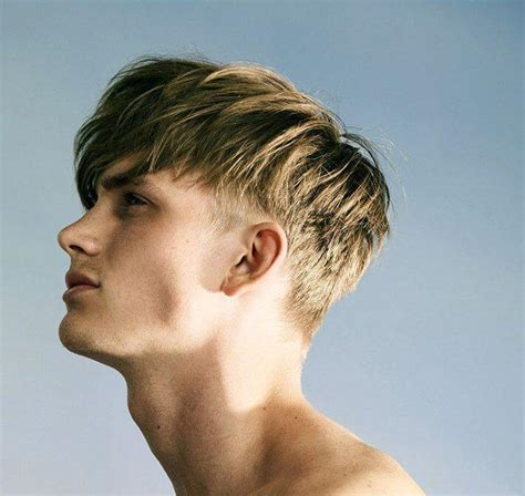 boys haircut with sides 14 trendy short sides long top hairstyles