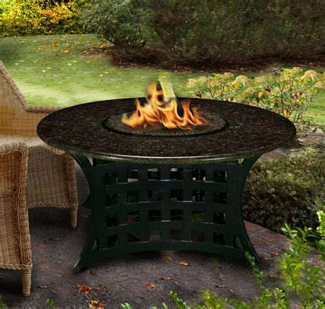 California Firepit California Outdoor Concepts 4010 La Costa Chat Height Pit