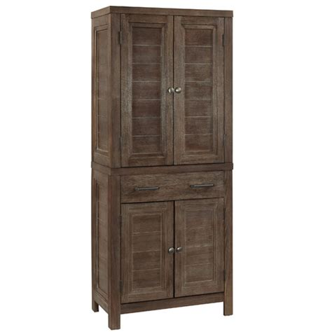 Kitchen Storage Furniture Pantry Cupboard Furniture Wood Pantry Bathroom Organizer Storage
