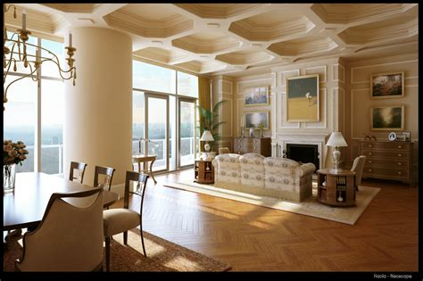 Home Design Living Room Classic | classic living room interior design modern home exteriors
