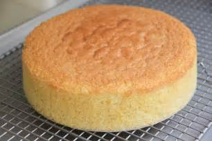 japanische kuchen sponge cake recipe japanese cooking 101