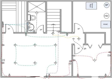 layout of a simple house electrical installation wiring diagram electrical wiring diagram simple house