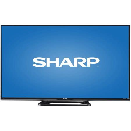 Sharp 32 Inch Smart Tv Led sharp lc 55le653u aquos 55 quot 1080p 120hz class dled smart