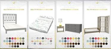 Cat Bed Linen - download sims 4 ts4 s4cc ts4cc ts4 download ts4 custom objects peacemaker ic