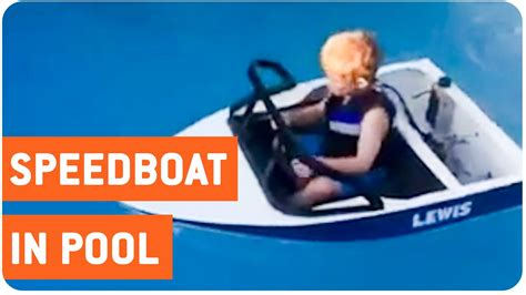 boat rides for kids best childs toy ever mini speed boat youtube
