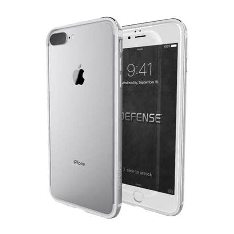 x doria defense edge for apple iphone 7 plus gray 449793 best buy