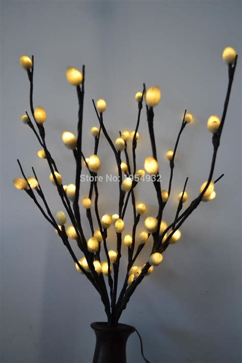 online buy wholesale willow branches lighted from china