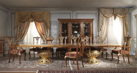 stile luigi xvi mobili sala da pranzo luigi xvi mobili di classica eleganza