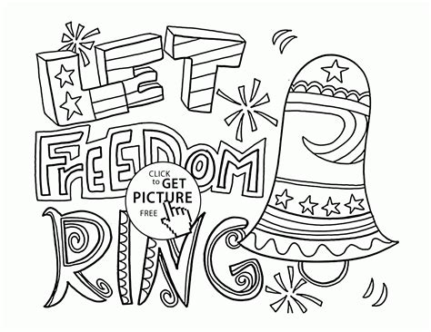 july 4th coloring pages free printable july 4th coloring page coloring home