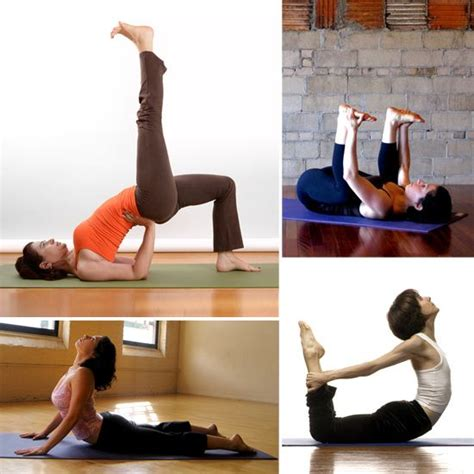 bed time yoga no mat needed relaxing yoga poses you can do in bed