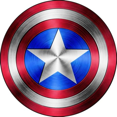 Free Printable Captain America Shield Coloring Pages Fun Captain America Shield Color