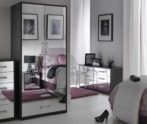 glass bedroom furniture a sophisticated look home