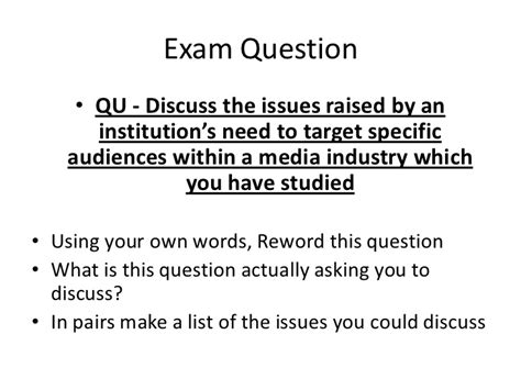 structure essay question exam essay questions structure